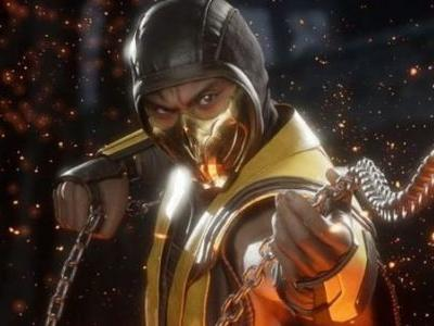 Mortal Kombat 11 is the first third party game in fourteen years to take the 1 software spot on Nintendo hardware