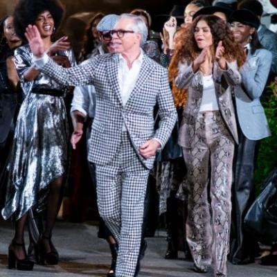 The Tommy Hilfiger NYFW Show Was A 'Euphoria' Reunion