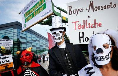 A glypho by any other name: Bayer to bury Monsanto brand after takeover