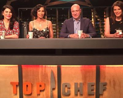 'Top Chef' Judge Nilou Motamed Gives 8 Tips For An Instagram-Worthy Holiday Party