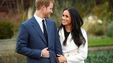 Prince Harry And Meghan Markle Will Become The Duke And Duchess Of Sussex