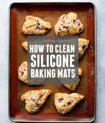 How to Clean Your Silicone Baking Mats