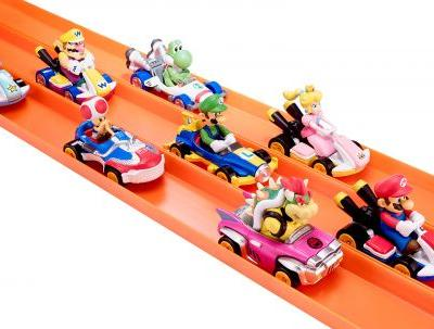 Mario Kart Hot Wheels are on the way