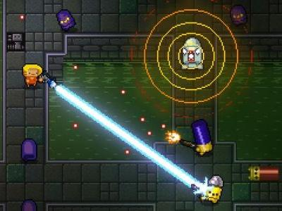 Enter the Gungeon Sells Over 75,000 Units on Switch in 2 Weeks