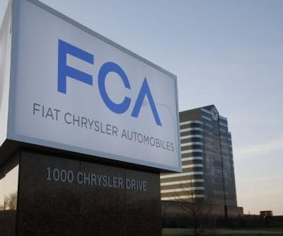 Fiat Chrysler recalls nearly 5 million vehicles that could get stuck in cruise control