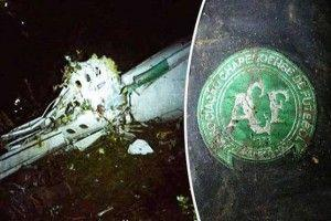 Plane carrying Brazilian football team crashes in Columbia