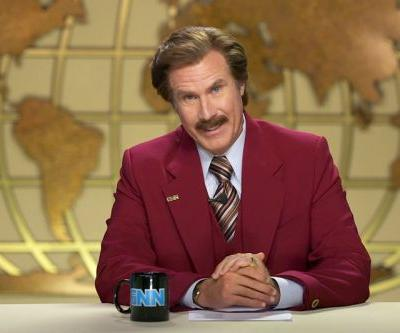 Will Ferrell Returns as Ron Burgandy for 'Anchorman' Podcast