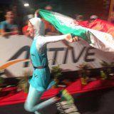 Shirin Gerami Makes History, Becoming First Iranian Woman to Finish Kona Ironman Triathlon