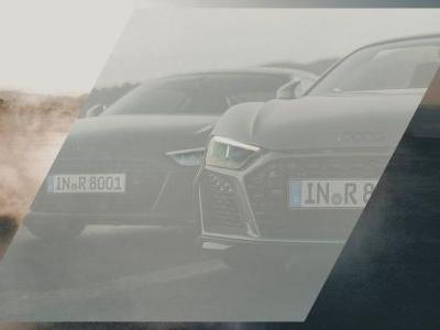Audi Has Teased The Updated R8 Supercar