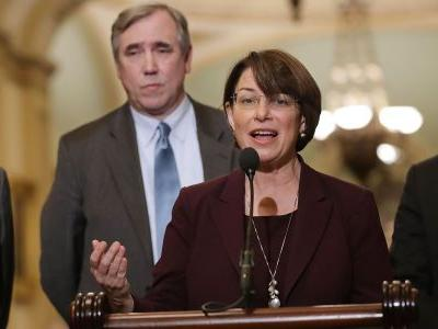 Senator and 2020 presidential candidate Amy Klobuchar has come out in support of legalizing recreational marijuana