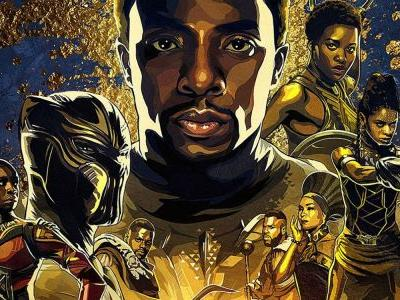 Black Panther Named One of National Board of Review's Best Films of 2018