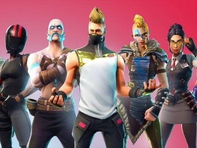 Fortnite Season 5 Begins Now With A 4-Person Vehicle And. Kratos?