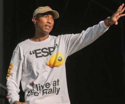 "Pharrell Williams Sends Donald Trump Cease & Desist for Playing ""Happy"" at a Rally"