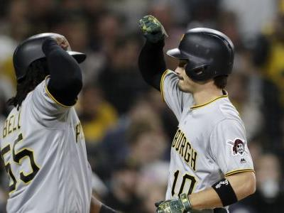 Reynolds homers, Lyles fans 12 in Pirates' 5-3 win vs Padres