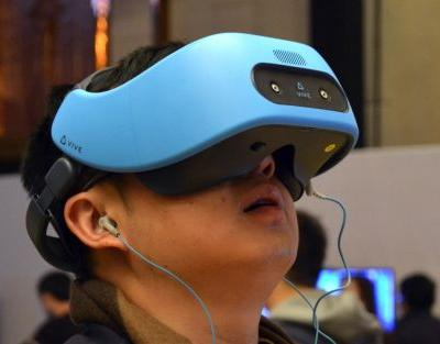 HTC prepares Vive VR for the 5G future in China