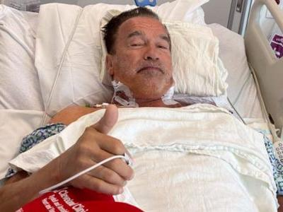 Arnold Schwarzenegger Feels Fantastic After Heart Surgery to Add New Aortic Valve