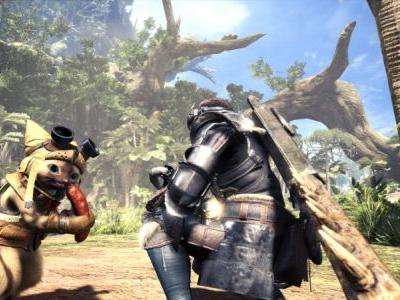 Monster Hunter Animated Special In Production For 2019