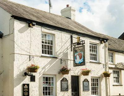 The Dolphin, Grampound, Cornwall, pub review