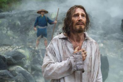 Starvation and simulated torture: Filming Martin Scorsese's 'Silence' sounds pretty hellish