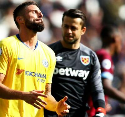 West Ham 0 Chelsea 0: Sarri's 100 per cent start comes to frustrating end
