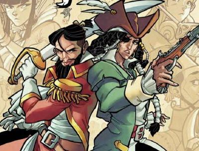 Sea of Thieves, Assassin's Creed and Bloodborne lead a new wave of Titan Comics releases