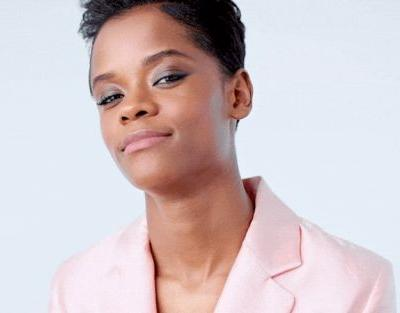 Letitia Wright on Her Real-Life Superhero & the Importance of Silence
