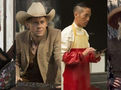 A quick guide to every major character on 'Westworld'