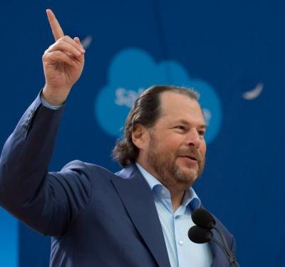 Salesforce CEO Marc Benioff and his wife are buying Time Magazine for $190 million