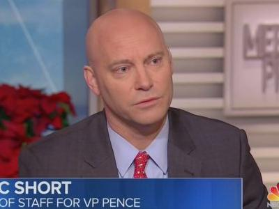NEW: Pence Chief of Staff Marc Short Tests Positive for Coronavirus