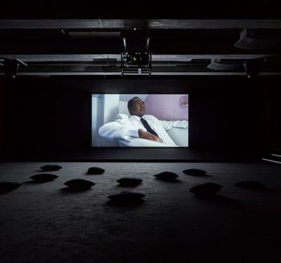 New York's New Museum opens free immersive video installation in London