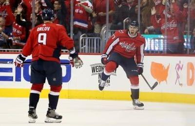 Oshie gets revenge on Malkin's controversial hit with game winner