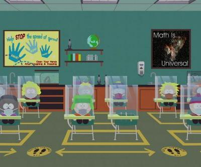 'South Park' to air pandemic-themed special episode