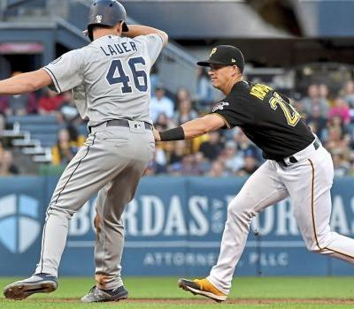 Joe Musgrove outduels Eric Lauer in 2-1 Pirates win