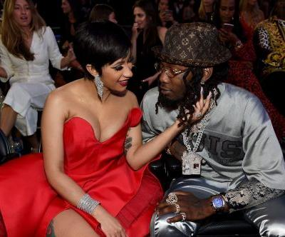 Cardi B Shares an Adorable, Never-Before-Seen Photo From Her and Offset's Wedding