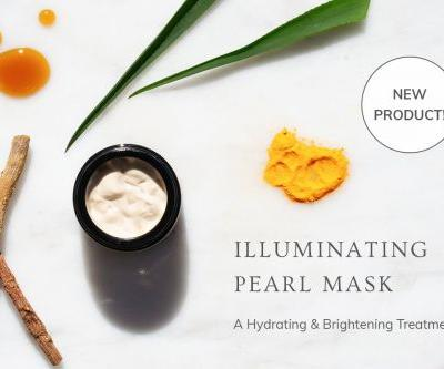 Introducing the Illuminating Pearl Mask, Your New Favorite Skin Care Ritual