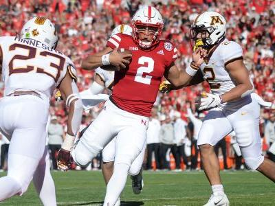 Nebraska gets first win of Scott Frost era after starting 0-6