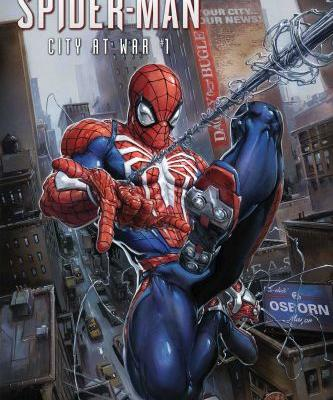 Spider-Man PS4 Gets His Own Marvel Comic