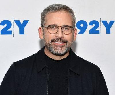 Steve Carell starring in comedy inspired by Trump's 'Space Force'