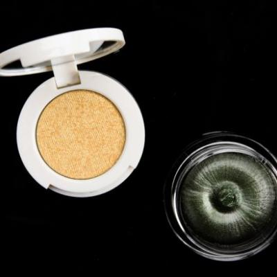Tom Ford Emerald Isles Cream & Powder Eye Color Review, Photos, Swatches