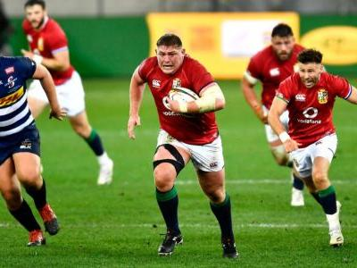 Three Leinster players to start in Lions' first Test against Springboks