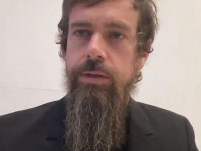 Jack Dorsey's Unkempt Skype Room Beard Breaks the Internet: He's Speaking to the Senate Committee 'Live From the Shores of Galilee'
