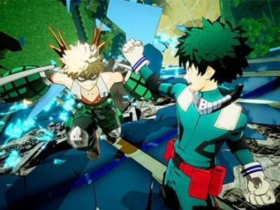 Japan Gets a Plus Ultra! as My Hero One's Justice Release Date is Confirmed