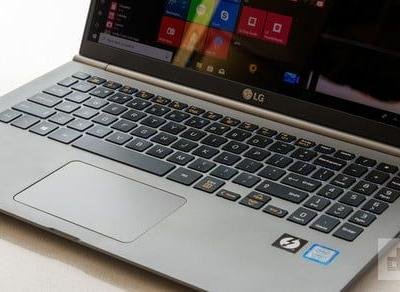 LG's Gram 17-inch laptop packs plenty of power, but stays thin and light