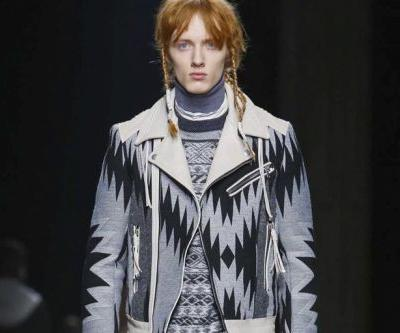 Diesel Black Gold Goes Tribal for Fall/Winter 2018 Collection
