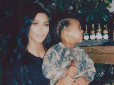 Saint West Is the Best Big Brother! He 'Loves Nursing Psalm' With the Help of Mom Kim Kardashian