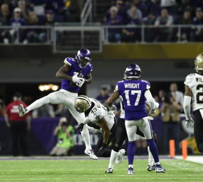 Minnesota miracle sends Vikings to NFC championship