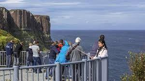 Scotland tourism saw a massive growth in international & domestic visitors in 2017