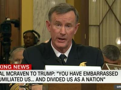 Retired Admiral Who Criticized Trump Over Security Clearances Quits Pentagon Advisory Board