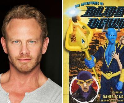 Ian Ziering Joins DC Universe's 'Swamp Thing' in Guest Role