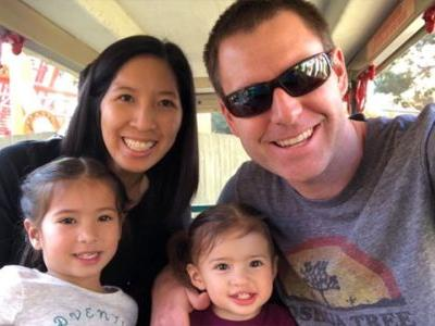 Father shot dead while camping with two young daughters